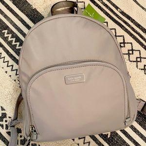 Kate Spade Medium Dawn Soft Taupe Backpack NWT